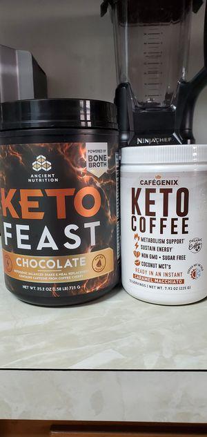 Keto Feast and Coffee for Sale in Longview, WA