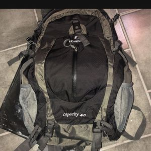 Travel Backpack/ Se Habla Español for Sale in Las Vegas, NV