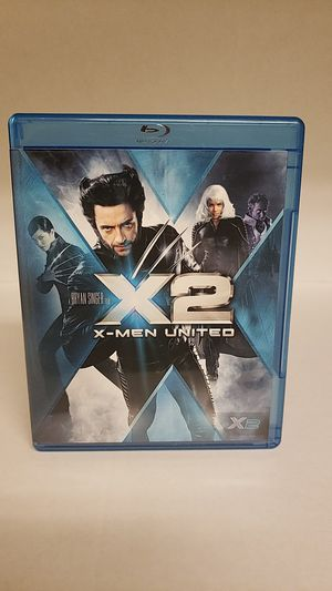 X2: X-Men United (Blu-ray) for Sale in League City, TX