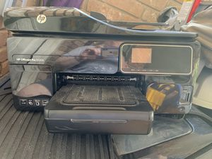 HP Officejet Pro 8500A Printer w/Extra Ink for Sale in Spring, TX