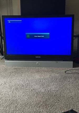 "42"""" wide Samsung tv screen for Sale in Silver Spring, MD"