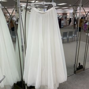David's Bridal Long Tulle Wedding Skirt for Sale in Encinitas, CA