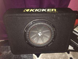 10 inch Kicker subwoofer for Sale in Modesto, CA