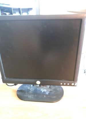 Windows 7 pc and Monitor working perfectly for Sale in Amarillo, TX