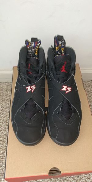 Jordan 8 play off size 8 for Sale in Washington, DC