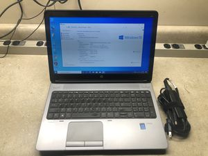 i5 8GB 500GB HDD HP probook Laptop. Win 10 Pro for Sale in Tampa, FL