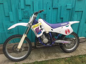 1994 yamaha yz125 off-road dirt bike for Sale in Chicago, IL
