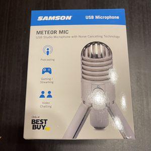 Samson USB Studio Microphone for Sale in New Britain, CT