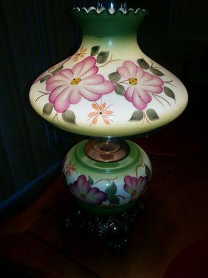 Vintage Hurricane Lamp for Sale in Las Vegas, NV