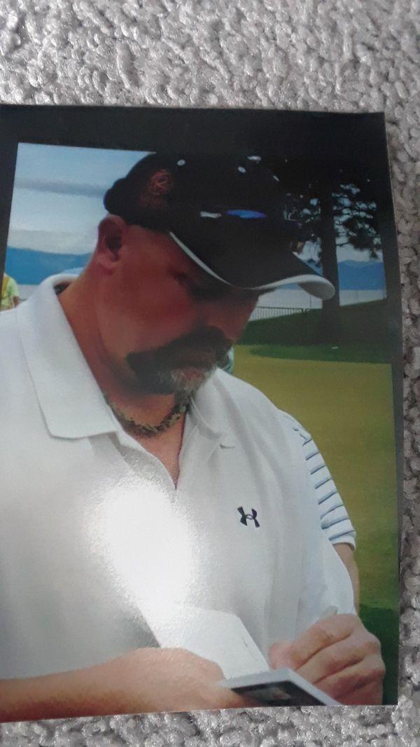DAVID WELLS AUTOGRAPHED BASEBALL CAP