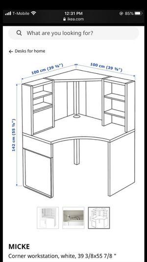 Ikea corner desk for Sale in New Port Richey, FL