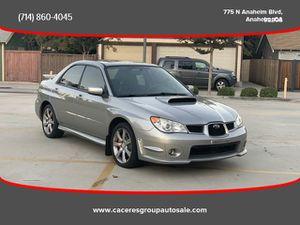 2007 Subaru Impreza Sedan for Sale in Anaheim, CA