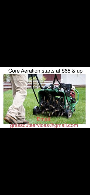 Core Aeration for Sale in Plainfield, IL