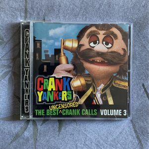 Crank Yankers Volume 3: The Best Uncensored Crank Calls for Sale in San Marino, CA