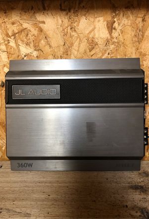 JL audio J2 360.2 amp for Sale in Vacaville, CA
