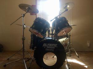 Premier Drum Set for Sale in Traverse City, MI