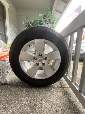 Dodge Rims & Tires for Sale in Bremerton, WA