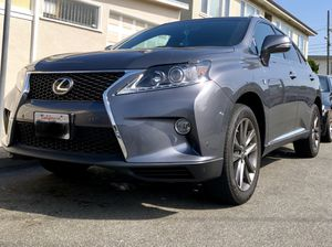 Lexus RX 350 F Sport AWD Fully Loaded for Sale in San Francisco, CA