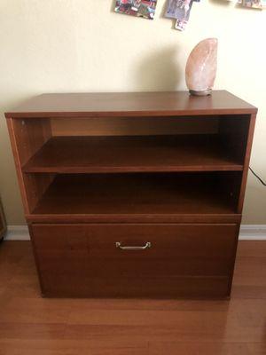 Ikea Storage shelf and drawer for Sale in Orlando, FL