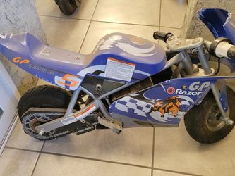 Razor Electric Pocket Bike for Sale in West Covina,  CA