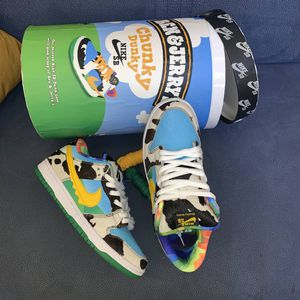 Ben and Jerry's Nike SB for Sale in Lillington, NC