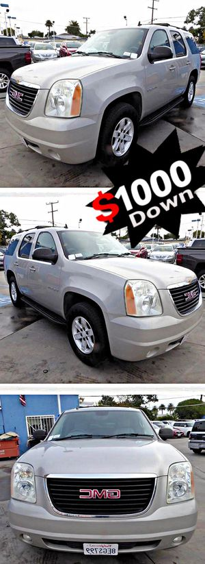 2007 GMC YukonSLE1 2WD for Sale in South Gate, CA
