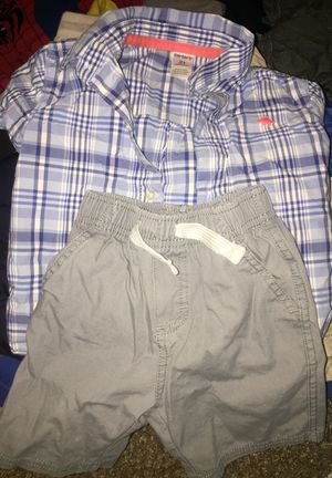 2T kids clothes $5 for both for Sale in Dearborn, MI