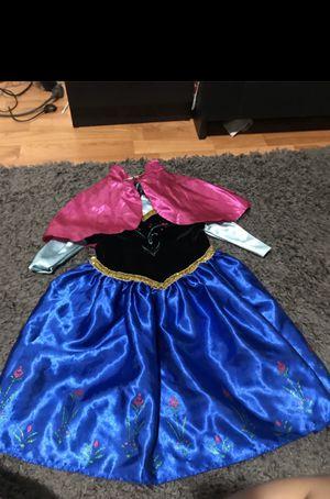 Halloween costume girl frozen Ana for Sale in Winter Park, FL