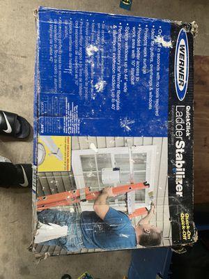 Ladder stabilizer for Sale in San Antonio, TX