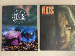 Axis MDC Arts Magazine for Sale in Hialeah, FL