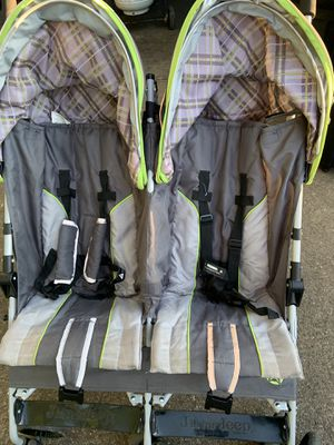 Jeep double stroller for Sale in Lorain, OH