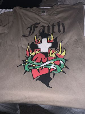 3/$30 Ed hardy T-shirt size XL for Sale in Cadwell, GA