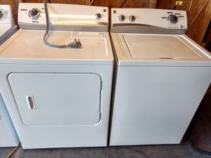 Kenmore washer Set for Sale in Willow Street, PA