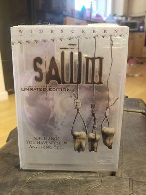 Saw III the movie for Sale in Scottsdale, AZ