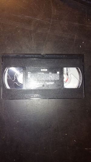 Shrek Vhs Tape for Sale in Lake Los Angeles, CA