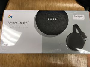 New Google Home Mini + Chromecast for Sale in Philadelphia, PA