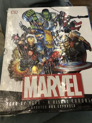 Marvel year by year for Sale in Hoquiam, WA