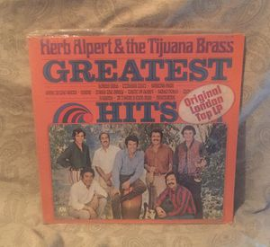 Herb Alpert Vinyl LP Album for Sale in Barrington, IL