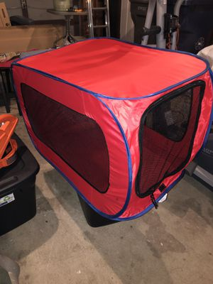 Pop up pet tent for Sale in Stanwood, WA