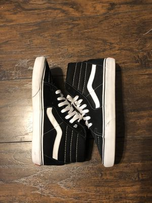 Vans Sk8 High Size 9 for Sale in Winter Haven, FL