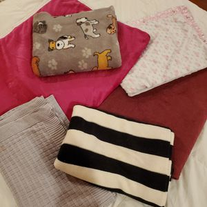 7 Throw Blankets for Sale in Chesapeake, VA