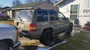 Jeep Grand Cherokee 97 Limited 4x4 for Sale in Houston, TX