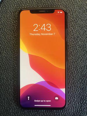 iPhone X 256GB Verizon for Sale in Richardson, TX