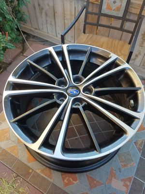 "🔥🔥SUBARU BRZ 2016 17"" OEM WHEEL RIM🔥🔥 for Sale in Las Vegas, NV"