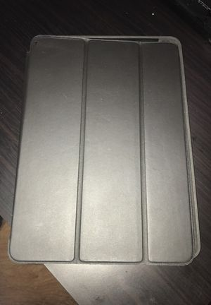 iPad case with magnetic unlock for Sale in Austin, TX