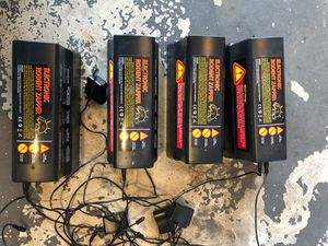 4 Electronic Rodent Zappers for Sale in Quakertown, PA