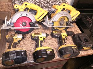 DeWalt tool set for Sale in Philadelphia, PA