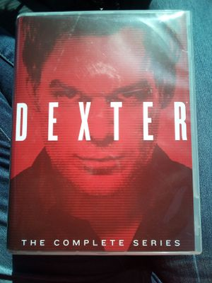 Dexter the complete series for Sale in Jefferson City, MO