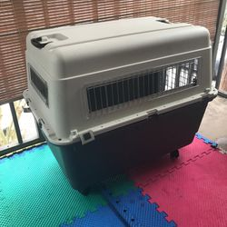 Essential Dog Crate With Wheels for Sale in Tampa,  FL