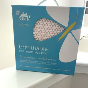Lullaby Earth Breathable Mattress Cover for Sale in Olympia, WA